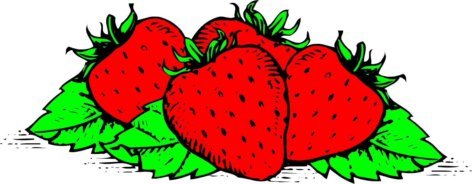 strawberry clip art pictures - photo #21