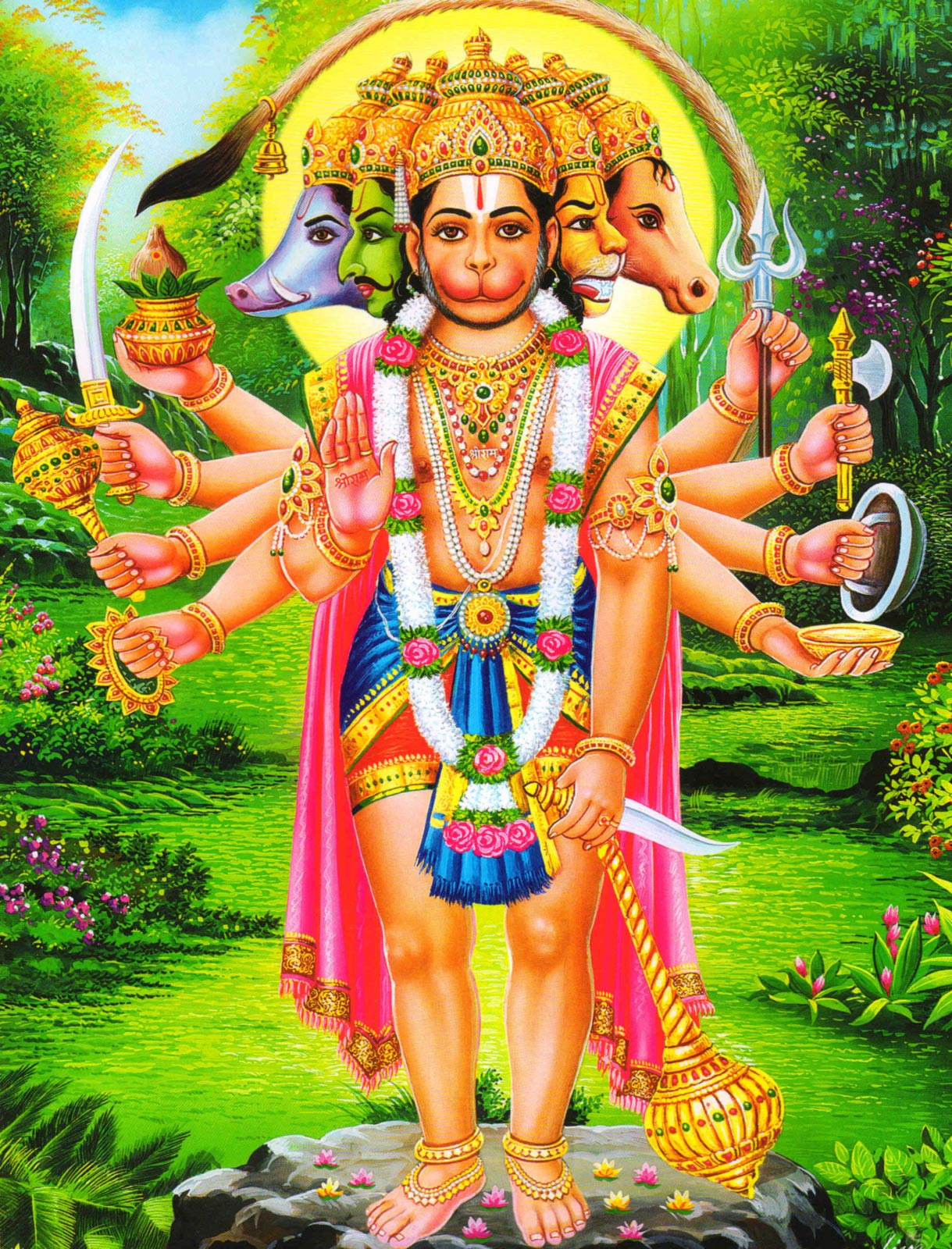 Pics Photos - Hanuman Ji Rama Sita Hanuman Images Hanuman Carrying Ram