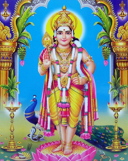 Hindu gods images animated