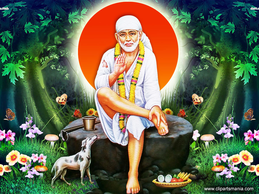 Shirdi Sai Baba God Wallpapers | Sai Ram God Desktop