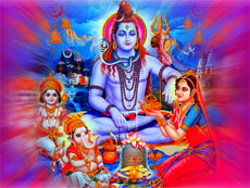 lord shiva family images free download